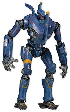 "NECA Pacific Rim Series 5 Romeo Blue 7"" Deluxe Action Figure"