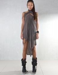 Futuristic Monk Dress by DEMOBAZA; only 133 euro on their website. I'm heartbroken because its out of stock. NOOOOOOOOO