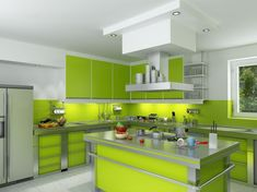 Back to Nature Kitchen Cabinet