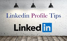 Making sure that your profile is visible on LinkedIn is super important, as there are millions of people vying for profile attention. Rewriting your LinkedIn profile is essential to create your brand name in the market and bring in new and existing customers to check your profile. #LinkedInprofile #CareerCounseling https://goo.gl/r9urCq