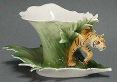 Franz CollectionSafari Jungle Beauties Tiger Cup and Saucer