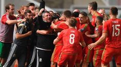 Wales were ranked No 112 for the 2014 World Cup qualifying draw  They moved into the top seeds for the 2018 World Cup draw, becoming the first time that a country has risen from the lowest to highest pot between draws. Rankings 1 Argentina (1,442 points)  2 Belgium (1,269)  3 Germany (1,248)  4 Colombia (1,224)  5 Brazil (1,209)  6 Portugal (1,186)  7 Romania (1,176)  8 Chile (1,149)  9 Wales (1,146)  10 England (1,143)