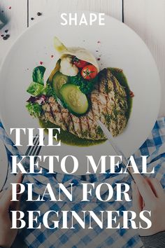 So you've decided you want to try out the high-fat, low-carb diet, better-known as the ketogenic diet. Whether it's to lose weight, have more energy, or fuel workouts differently, going keto is a popular choice right now. But how do you do it correctly? Ahead is everything you need to know to get started with a keto diet plan, including tons of high-fat, low-carb recipe ideas #keto #ketodiet #recipes