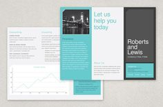 really nice modern colour schemes for brochures - Google Search