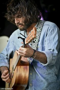 Angus Stone...he's amazing!! Go listen to some of his music! he sounds like Bob Dylan.