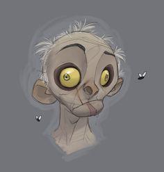 Randy Bishop's zombie