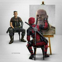 Deadpool 😂 you did it again
