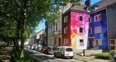 #NORM #abartig #artwork #graffiti #graff #hoker #triangle #polygon #polygone #grafik #farbverlauf #mönchengladbach #mg_anders_sehen #mganderssehen #mg #anders #sehen #mg_anders_sehen #hochschuleniederrhein #polygon #graffiti #molotow #belton #premium #blue #purple #pink #red #schandfleck #architecture #color #facade