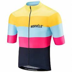 Buy Morvelo Zoom Standard Jersey here at ProBikeKit USA. We have great prices on bikes, components and clothing, as well as free delivery available! Cycling Wear, Cycling Jerseys, Cycling Outfit, Football Jerseys, Cycling Clothing, Cycling Tops, Football Kits, Mountain Bike Shoes, Bicycles