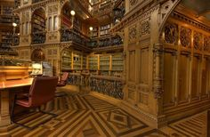 Canadian Library of Parliament – Ottawa, Canada