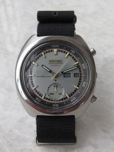 Seiko 6139 - 7030T