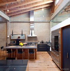 Loft moderne en Californie par Wardell+Sagan Projekt