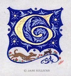 1113 Best Calligraphy Illuminated Images Illuminated Manuscript Illuminated Letters Medieval