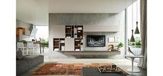 001-Obývacie steny