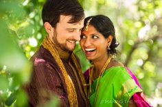 We love our South Asian Fusion Wedding Couples