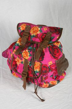 Floral Backpack - $32.00 @Fellow Fellow's Stores So colorful , hip, & stylish.  Carries lots of books, stuffs, too.  Pick me! Your next winner! Show me the money! It would be a dream come true and means more to me than anyone else to win.  Starving artist here desperately needs the  $500 Brentwood card to shop, work  and eat again. Winner, winnner.  Chicken dinner.  A life changing experience.  Top of my bucket list.   Thank you for the awesomeness, the contest, and generousity. Floral Backpack, Show Me The Money, Cute Backpacks, Life Changing, Suzy, Purses, Eat, Stylish, Kids