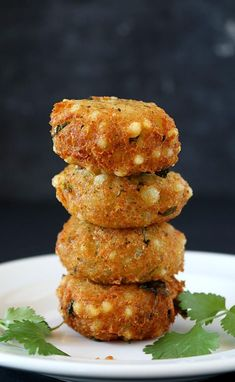 Non Fried Sabudana vada perfect for fasting and vrat recipe.Step by step recipe of Appe pan Sabudana vada. Navratri food recipe.How to make Sabudana Cutlets