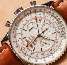 Breitling Navitimer GMT Watch Hands-On Hands-On - discount mens watches, men rose gold watch, online shopping for watches *ad Fancy Watches, Stylish Watches, Luxury Watches For Men, Cool Watches, Breitling Navitimer, Breitling Watches, Tatoo Steampunk, Fancy Clock, Watch Ad