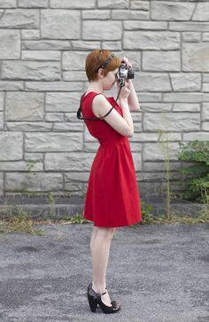 Ramona Dress by Darling