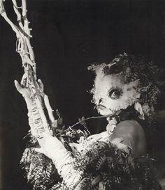 Leonor Fini - 1908-1996 - Artiste peintre surréaliste, décoratrice de théâtre et écrivaine italienne.