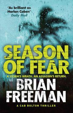 Season of Fear   Brian Freeman   9781782068969   NetGalley