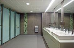 Edinburgh uni library toilets