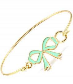 Tiffany Gift Box Bow Bracelet