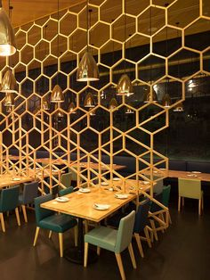 Laem charoen seafood Siam Paragon Design By Onion Architects