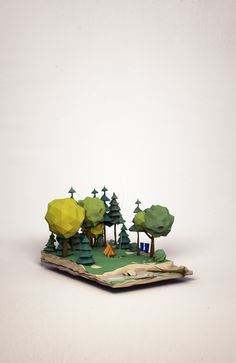 into the wild by Jens Pschierer, via Behance