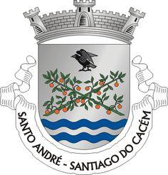 Brasão de armas de Vila Nova de Santo André