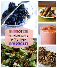 The Best Foods to Eat Before & After a Workout