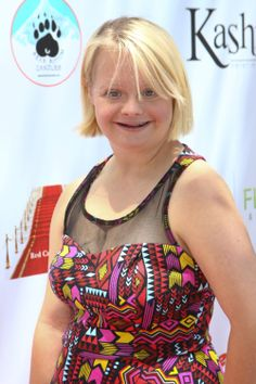 Lauren Potter attend at Red Carpet Events LA Teen Choice Gifting Suite 2013