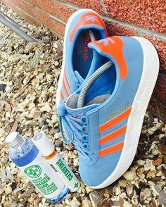 Amazing Trimm Trab refurb by adiguru Carl Denys Jones using Sneakers er products