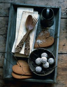 still. Elle Decor UK. Simple Pleasures, Elle Decor, Xmas, Christmas, Tableware, Kitchen, Food, Mountain, Spirit