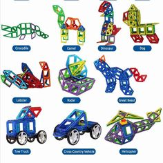 Like and Share if you want this  34 Pcs Starter Magnetic Building Blocks     Tag a friend who would love this!     FREE Shipping Worldwide     Buy one here---> https://gift-store.moonbeo.com/starter-magnetic-building-blocks/