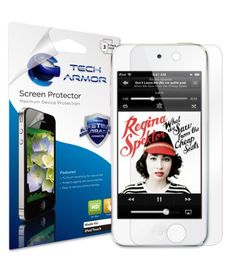 Tech Armor Apple New iPod Touch (5th / Latest Generation) HD Clear Screen Protector with Lifetime Replacement... $6.95 (save $16.04) + Free Shipping