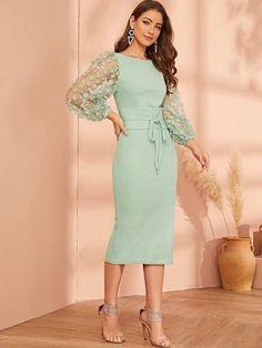 Elegant Dresses Classy, Elegant Outfit, Classy Dress, Simple Dresses, Classy Outfits, Chic Outfits, Beautiful Dresses, Dress Outfits, Casual Dresses