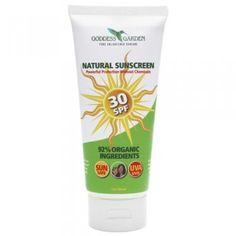 Goddess Garden Everyday Natural Mineral Sunscreen 6oz $19.99