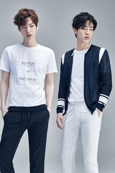 Ahn Jae Hyun & Ji Soo - Chris Christy (S/S '16)