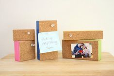 s 11 gorgeous ideas that will change the way you see cork board, Like these extra surfaces for your notes