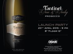 Ready for the official launch in #NewYork  #Fantinel #OneAndOnly #Prosecco