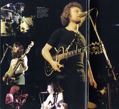 Adrian Belew, John Wetton, Bill Bruford, David Cross, King Crimson, Old School Music, Famous Musicians, Progressive Rock, Best Rock