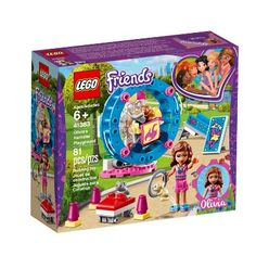 Lego Friends 41383 - Olivia's Hamster Playground NEW Hamsters, Lego Ninjago, Lego Friends Sets, Lego Toys, Elliev Toys, Lego Lego, Lego Batman, Lego System, Lego Pieces
