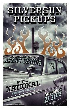 Silversun Pickups - Atlas Genius