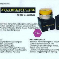 Ayla breast care  Cream pengencang dan pembesar payudara Free konsultasi Wa 085716467064 Kunjungi website kami di www.produk-nasa.com