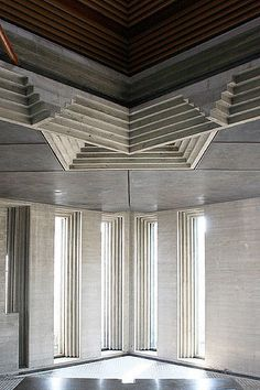 Brion Cemetery, Carlo Scarpa, 1978 CARLO SCARPA (1996) This documentary posthumously explores the work of the Venetian architect, looking particularly at his use of a fusion of modernism and traditional craftsmanship to revitalise historic buildings....