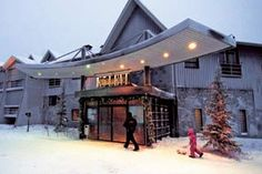 K5 Apartments in Levi #lapland #christmas