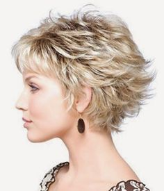 Image result for Short Hair Styles For Women Over 40