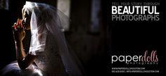 Paper Dolls Photography - Wedding & Intimate Boudoir Photographer - Houston, Texas