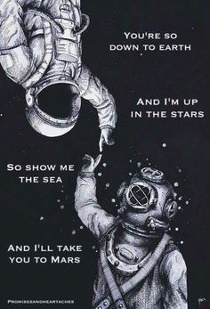 """Love this poem! I would love to get an octopus with the phrase """"so show me the sea"""""""
